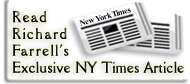 Read Richard Farrells Exclusive NY Times Article