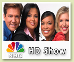 Farrell on NBC Home Delivery Show